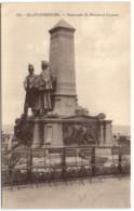 Blankenberghe - Monument De Bruyne Et Lippens - Blankenberge