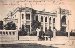 CPA MOSCOU Maison S.T. Morosoft, Rue Spiridonovka - Russia