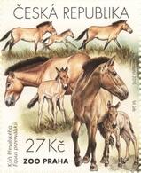 Czech Republic - Przewalski's Horse, Stamp, MINT, 2016 - Pferde
