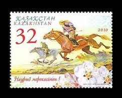 Kazakhstan 2010 Mih. 670 Nauryz MNH ** - Kazakhstan