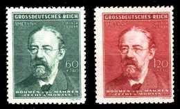BÖHMEN U. MÄHREN Nr 138-139 Postfrisch S519D12 - Bohemia & Moravia