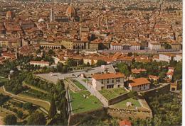 FIRENZE - FORTE BELVEDERE - PANORAMA AEREO - NON VIAGGIATA - Firenze
