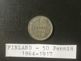 FINLANDE/Finland - 50 Penniä 1911 - SUP/XF - Finlande