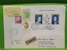Lettre, Envoyé à Luxembourg 1990 - Lettres & Documents
