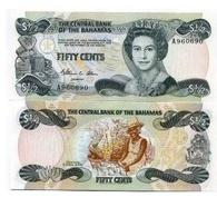Billet Bahamas 1/2 Cents - Bahamas