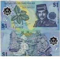 Billet Brunei 1 Ringgit - Brunei