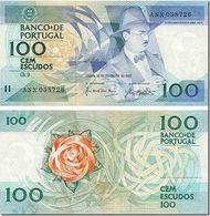 Billet Portugal 100 Escudos - Brunei
