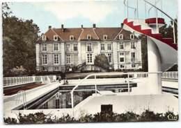 BOURGHELLES - LE CHATEAU LA PISCINE. Edit Cim . Tremplin Plongeoir - Francia