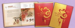 Rep China Taiwan Complete Beautiful 2019 Year Stamps Year Book Type A - 1945-... Republic Of China