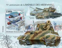 Togo 2019  Battle Of The Bulge  , World War II   S201911 - Togo (1960-...)