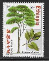 Ethiopia Scott # 1602 Unused No Gum Tree, 2002 - Etiopia