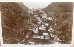 St. Elena.....JAMESTOWN........Looking North... Ca. 1930's - Saint Helena Island