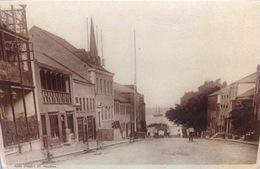 St. Elena.....JAMESTOWN........Main Street... Ca. 1930's. Unused - Saint Helena Island
