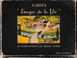 Hélène Poirié Images De La Vie 20 Compositions Editions Bourrelier - Sammelkarten, Lernkarten