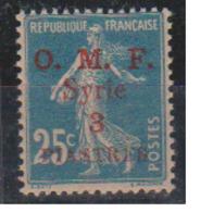 SYRIE       N°  YVERT  :   38   NEUF AVEC  CHARNIERES      (  CH  01/07 ) - Syrien (1919-1945)