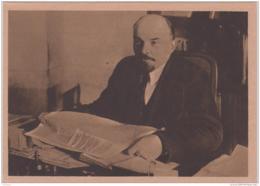AK - Mikulas Lenin - Kveten 1945 (Prager Aufstand) - Persönlichkeiten