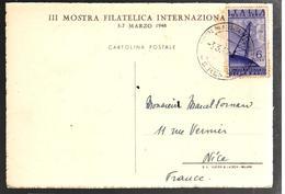 26800 - MOSTRA SAN REMO  48 - 1946-.. République