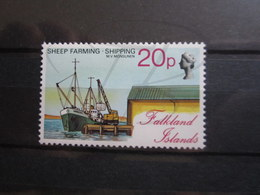 VEND BEAU TIMBRE DE FALKLAND N° 247 , XX !!! - Falkland Islands