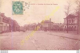 59.  ANZIN .  Quartier Du Cours De Dessin . - Anzin