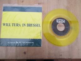 Will Tura In Brussel Niet Te Koop In De Handel - Discos De Vinilo