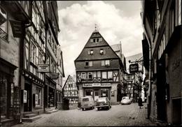 Cp Limburg An Der Lahn, Fischmarkt, Straßenpartie, Ratskeller - Otros