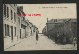 56 PORT LOUIS - La Rue De La Citadelle - Port Louis