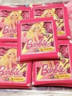 BARBIE LOTTO 50 BUSTINE CON FIGURINE PANINI 2014 - Italian Edition