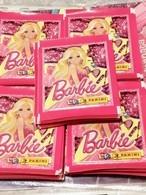 BARBIE LOTTO 50 BUSTINE CON FIGURINE PANINI 2014 - Panini