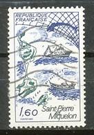 ST PIERRE ET MIQUELON - 1982 - Nr 2193 - Oblitere - St.Pierre & Miquelon