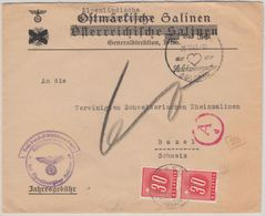 Schweiz - 25 C. Tübli Ganzsache Ausgabe 1869 Ungebarucht - Postwaardestukken
