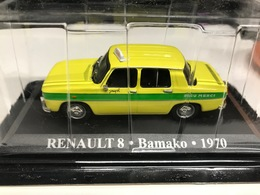 RENAULT 8 TAXI BAMAKO - 1/43 - COMME NEUVE SOUS BLISTER - Unclassified