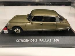 CITROEN DS 21 PALLAS 1968 - 1/43 - ETAT NEUF EN BOITE - Unclassified