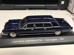 LINCOLN CONTINENTAL TAXI LOS ANGELES 1967 - 1/43 - TB ETAT SOUS BLISTER - Unclassified