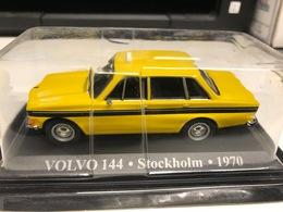 VOLVO 144 TAXI STOCKHOLM 1970 - 1/43 - COMME NEUVE SOUS BLISTER - Unclassified