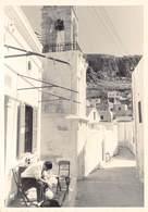 Griekenland Greece Rhodos Horloge De L'ancienne Cité Dans Le Quartier Tini  Eglise  Photo Foto GEVAERT   Barry 4176 - Grecia
