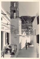 Griekenland Greece Rhodos Horloge De L'ancienne Cité Dans Le Quartier Tini  Eglise  Photo Foto GEVAERT   Barry 4178 - Grecia
