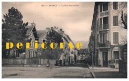 74  Annecy  Hôtel Meublé Rue Sommeiller - Annecy