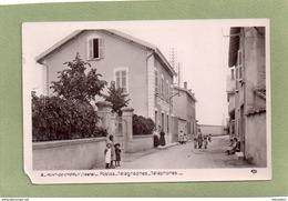 PONT DE CHERUY   POSTES TELEGRAPHES - Pont-de-Chéruy