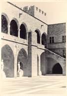 Griekenland Greece Rhodos Palais Des Grands Maitis Παλάτι του Μεγάλου Μαγίστρου Kastello Photo Foto GEVAERT   Barry 4192 - Grecia