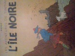 L'île Noire HERGE Casterman 1943 - Hergé