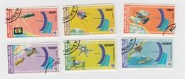 COMORES.  1976 TELECOMMUNICATIONS - Komoren (1975-...)