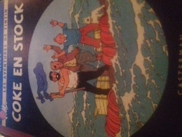Coke En Stock HERGE Casterman 1958 - Hergé