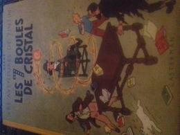 Les 7 Boules De Cristal HERGE Casterman 1948 - Hergé
