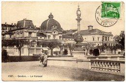 CPA          GENEVE    1909          LE KURSAAL - GE Ginevra