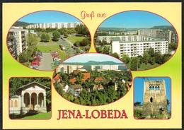 D2177 - TOP Jena Lobeda - Verlag Bild Und Heimat Reichenbach - Qualitätskarte - Jena