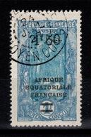 Congo - YV 102 Oblitere Brazzaville - Usati