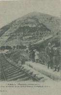 07 Ardèche Privas Inondations Du 8 Octobre 1907 Lot De 3 ébauches De Cartes Postales à Verso Non Imprimé - Privas