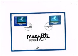 Emission Commune Avec La Belgique.Magritte - France