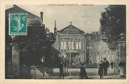 MONT SAINT MARTIN - Hôtel Dieu. - Mont Saint Martin