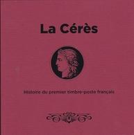 """France Livret """"La Cérès"""" Histoire Du Premier Timbre-poste Français Novembre 2019. N° Du Bloc: 1277/6000   04.10.19 - Carnets"""